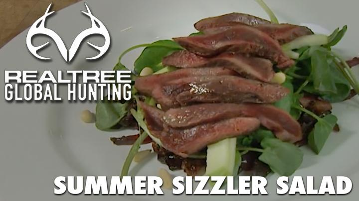 Summer Sizzler Salad with Cai Ap Bryn  Preview Image