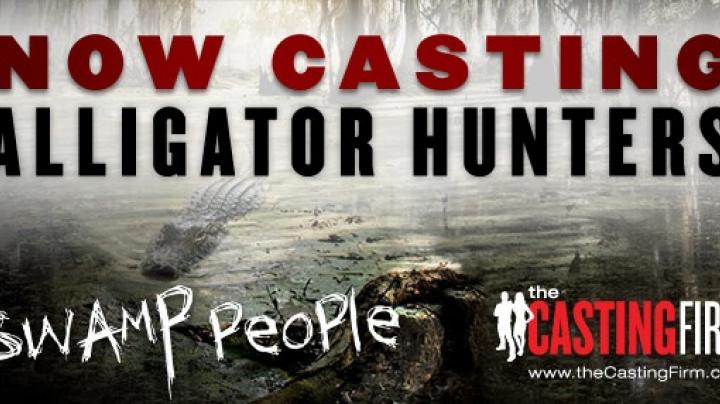 """Do You Have What It Takes to be on """"Swamp People""""? Preview Image"""