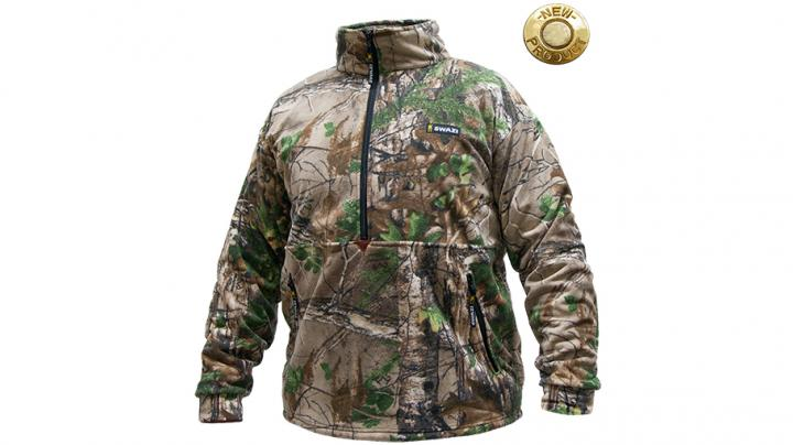 The New Swazi Camp Fleece In Realtree Xtra Green  Preview Image