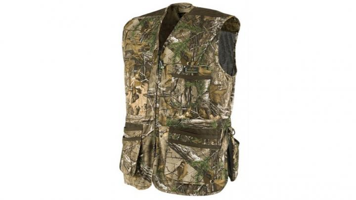 Swedteam Shooting Vest in Realtree Xtra Preview Image