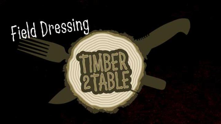 Timber To Table: How To Field Dress a Deer. Preview Image