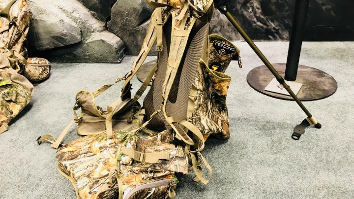 ATA Show 2018: New Tenzing Turkey Hunting Recliner in Realtree EDGE Preview Image