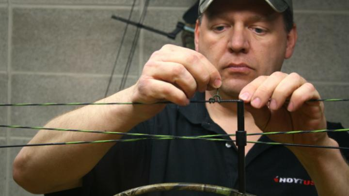 How To Tune A Bow: Tie Your Own String Loop Preview Image