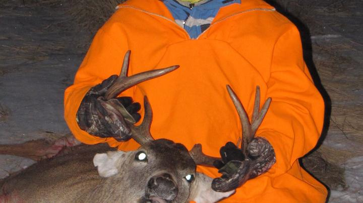 First Buck Friday: Travis Mills Preview Image