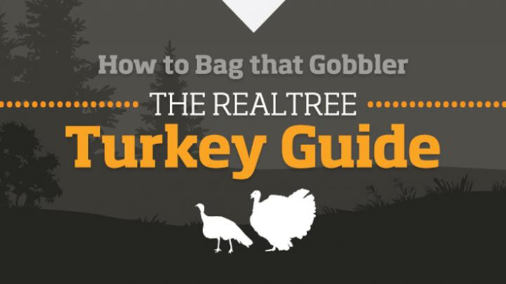 The Realtree Turkey Hunting Guide: A Chart For Spring Success Preview Image