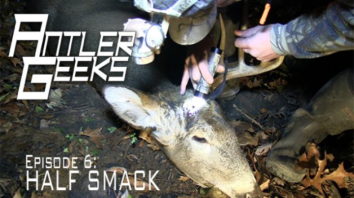 Antler Geeks: A mature late-season buck in Southern Michigan Preview Image