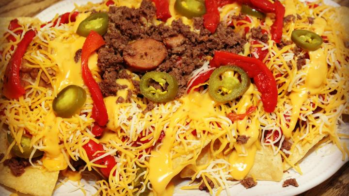Game Day Spicy Venison Nachos or Tacos  Preview Image