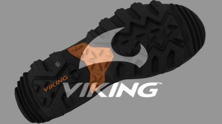 Viking Footwear lead the way with the innovative Villrein GTX boots in Realtree Xtra Preview Image
