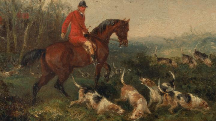Fox Hunting Banned? Hardly Preview Image
