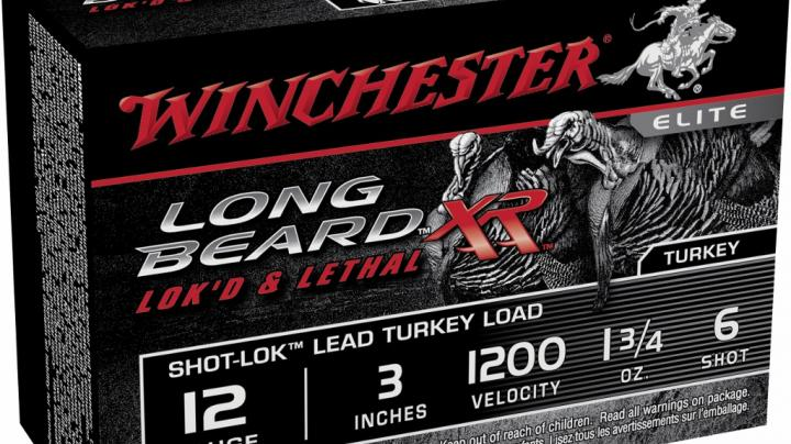 New Winchester Turkey Load: Long Beard XR™  Preview Image