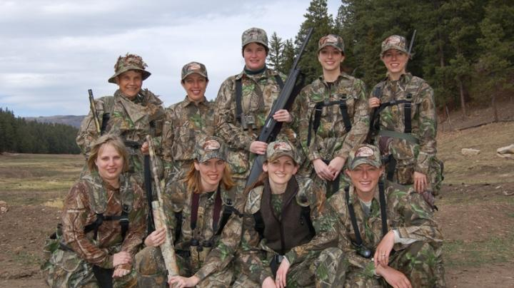 Celebrating Women Hunters During Women's History Month Preview Image