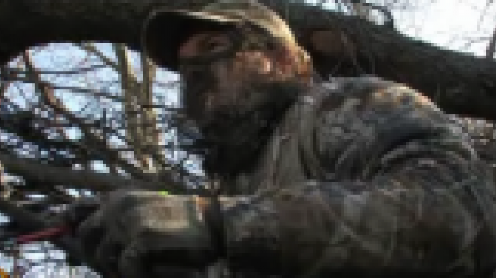 Whitetail Properties Daybreak Video: Illinois Archery Gobbler Preview Image