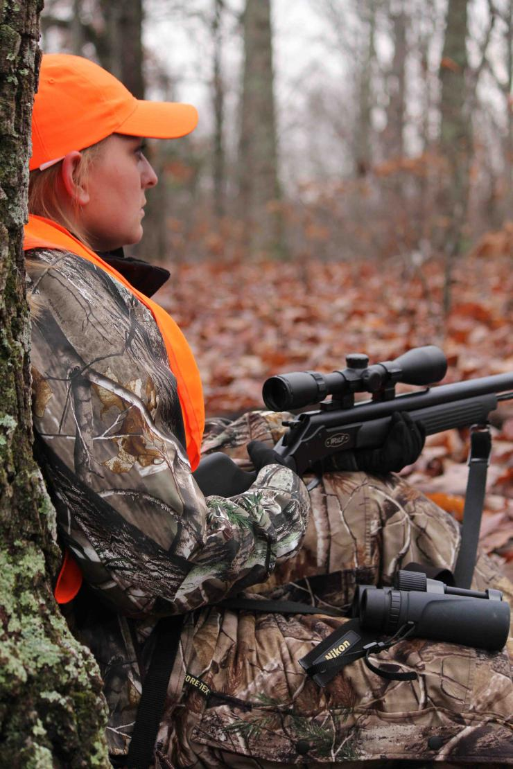How To Deer Hunt Hunting Realtree Camo Shoot A With Rifle Diagram I Have Two Of These Rifles And Special Muzzleloader Seasons Allow Hunters Extra Time In The Woods Photo By Will Brantley