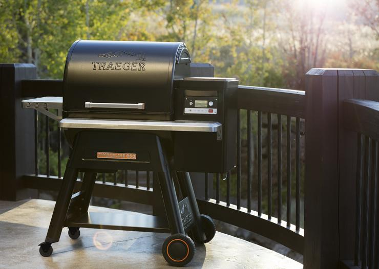 The Traeger line of pellet grills comes in a wide variety of sizes and styles to fit your grilling needs.