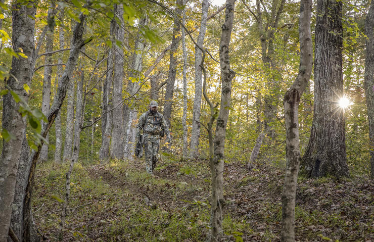 Deer hunting wouldn't be the same without all of our gear. (Dylan Connally photo)