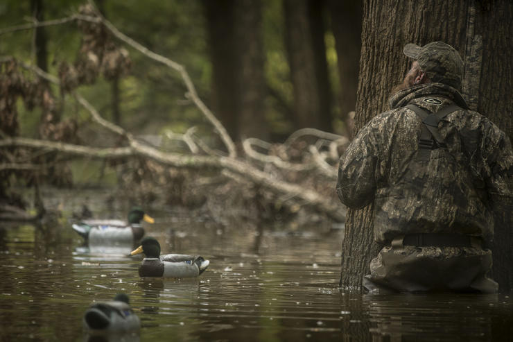 Written observations from years of hunting can tell you what to expect during various conditions. Photo © Bill Konway