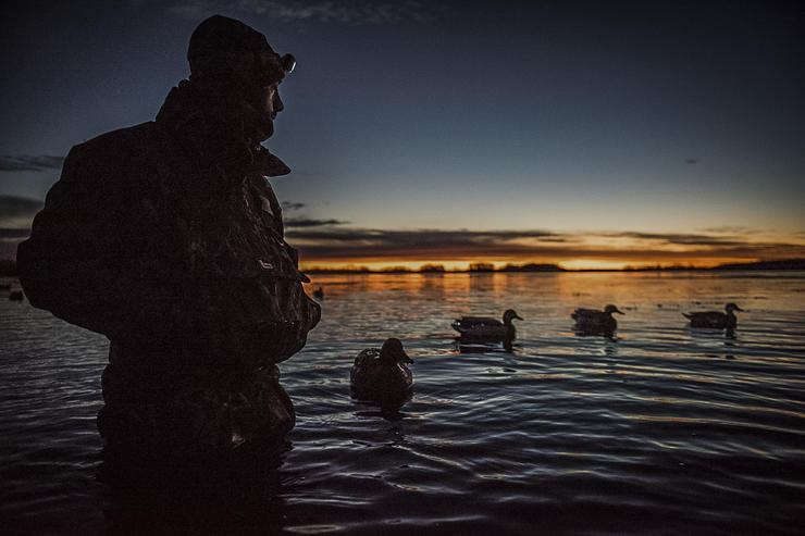 Waterfowlers yearn for new places and fresh experiences, but you should plan thoroughly before embarking on a DIY trip. Photo © Nathan Bender