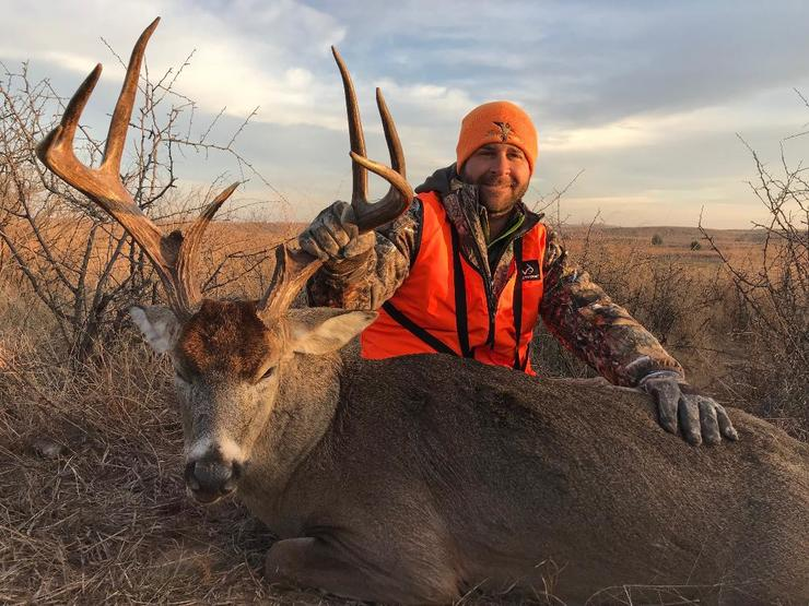 There is life after AGS for deer hunters. Enjoy the hunt. Then donate the meat to family, friends and those in need. You can feed a lot of people by gifting the venison you harvest. (Cole Barthel photo)