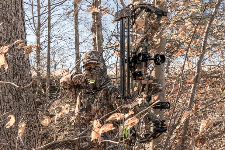 Having the ability to read a deer's body language will make you a better deer hunter, and help you know when to take that shot. (Red Arrow/Kip Campbell photo)
