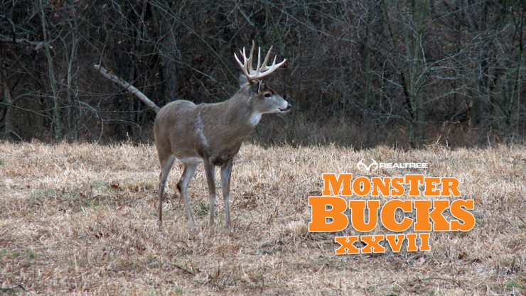 You have to love those split G2s. (Buck Commander photo)