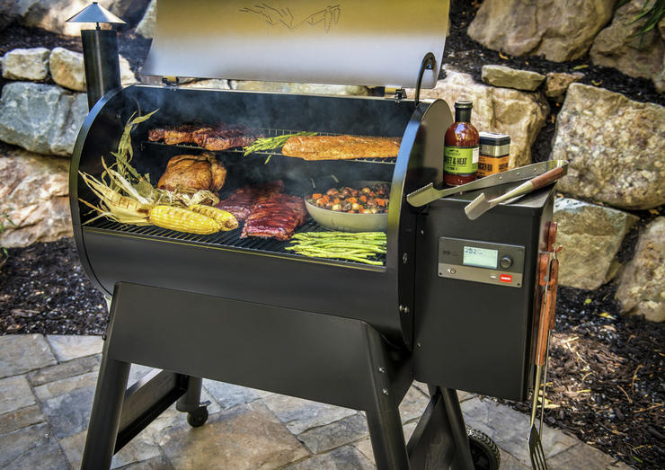 All three lines of Traeger Grills, the Pro, the Ironwood, and the Timberline, feature the new technology.