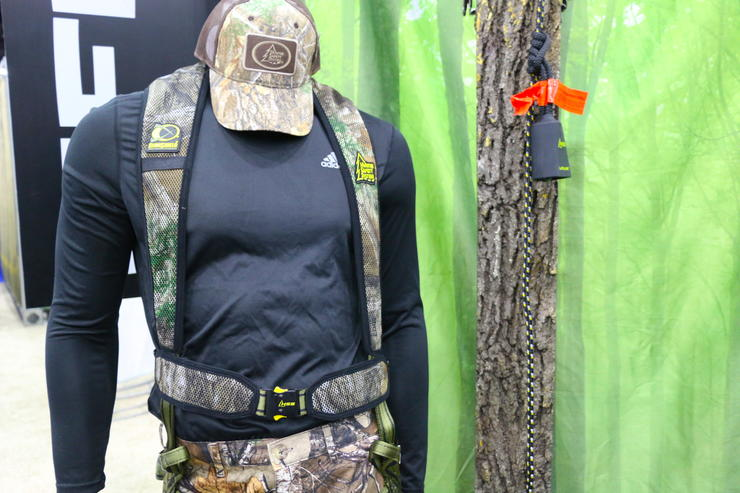 Hunter Safety System harness