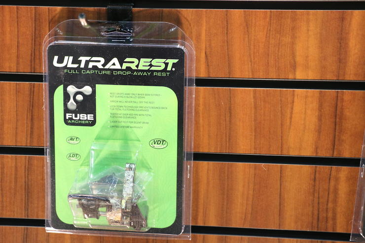 Fuse Ultra Rest