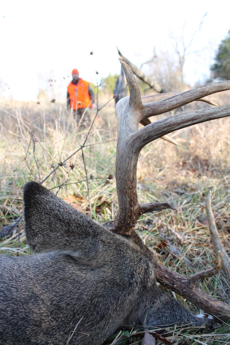 Deer hunting has a rich history and heritage. Protect it. (Josh Honeycutt photo)