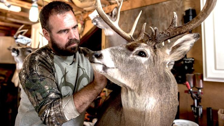 Every state record buck has a story to tell. (Craig Watson photo)