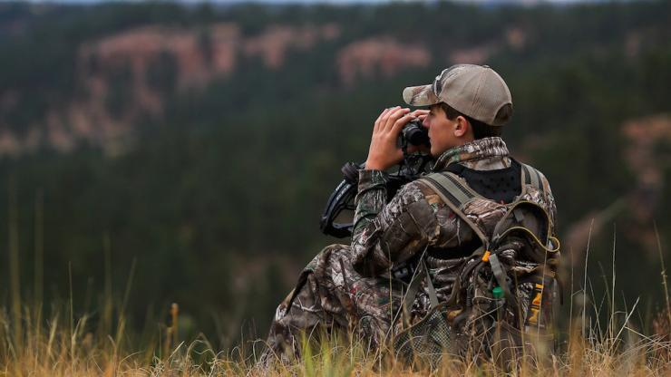 Use optics the right way. (Heartland Bowhunter photo)