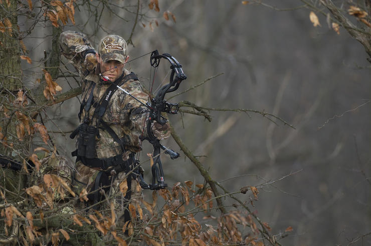 Correctly reading the terrain, and how deer use it, can help choose stand locations more wisely. (Midwest Whitetail photo)