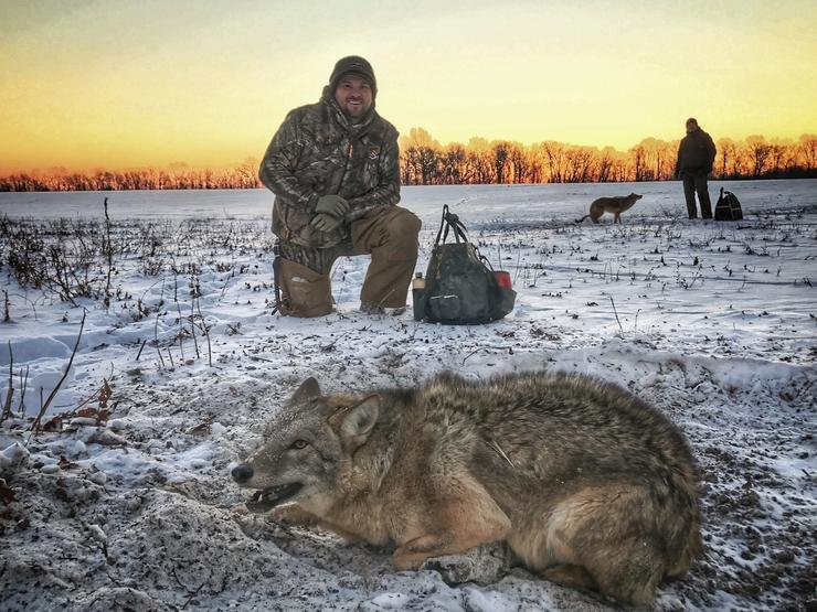 Trapping is the only proven method of managing predator populations. (Randy Birdsong photo)