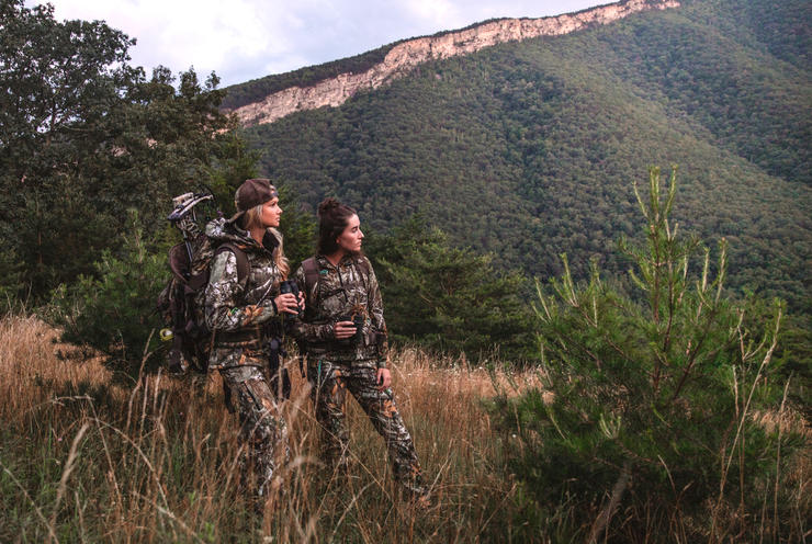 Hunting public land isn't easy. But it's rewarding. (Realtree photo)