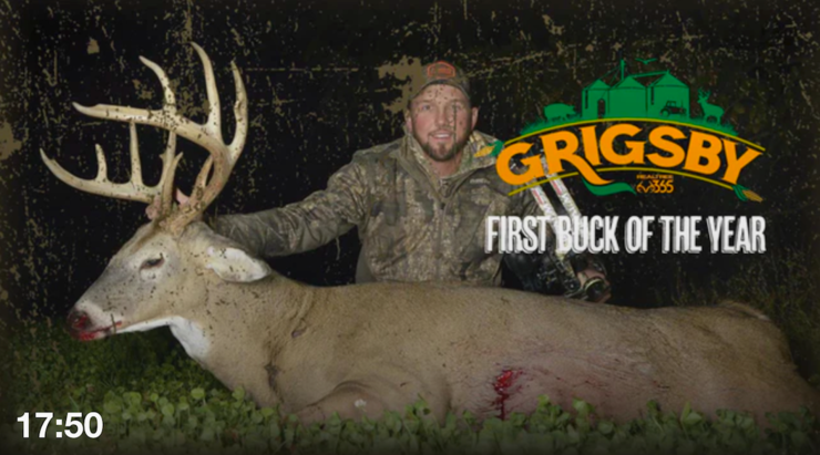Grigsby on Realtree 365