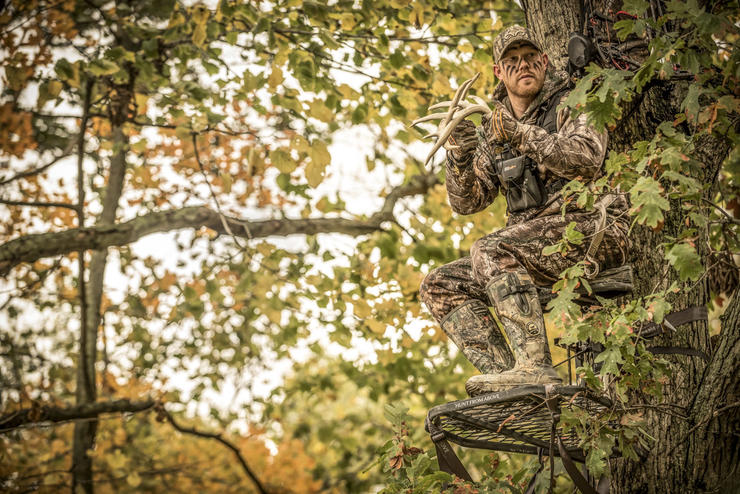 Your deer hunting boots should fit, be comfortable, regulate temperature and prevent moisture from getting within. (Irish Setter photo)