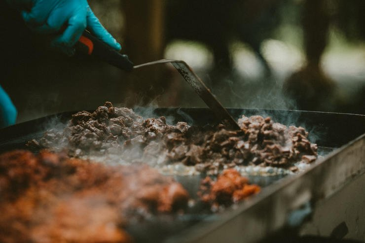 When it comes to cooking deer meat, don't overthink it. These tacos turned out great. (Realtree Image / Kerry Wix)