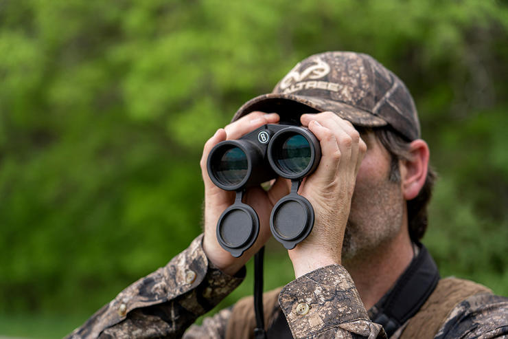 Check out Bushnell's new line of optics. (Realtree photo)