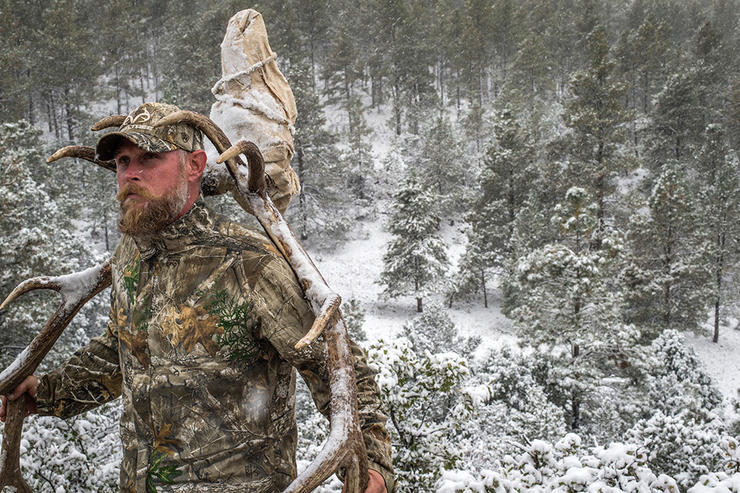 Many view a western hunt as a once-in-a-lifetime deal, but it doesn't have to be. (Bill Konway image)