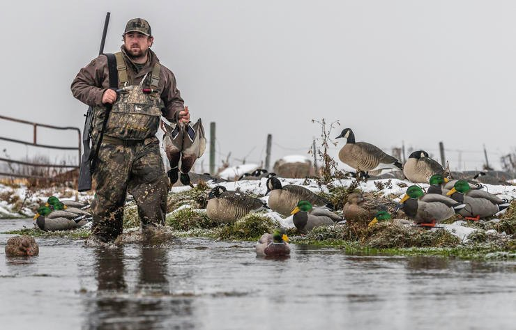 Wouldn't deer hunting be easier and provide more meat? Maybe, but what fun would that be to a duck nut? Photo © Zach LaBorde
