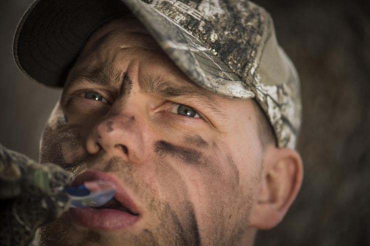 A look at the most popular mouth-call cuts for turkey hunting. © Bill Konway photo