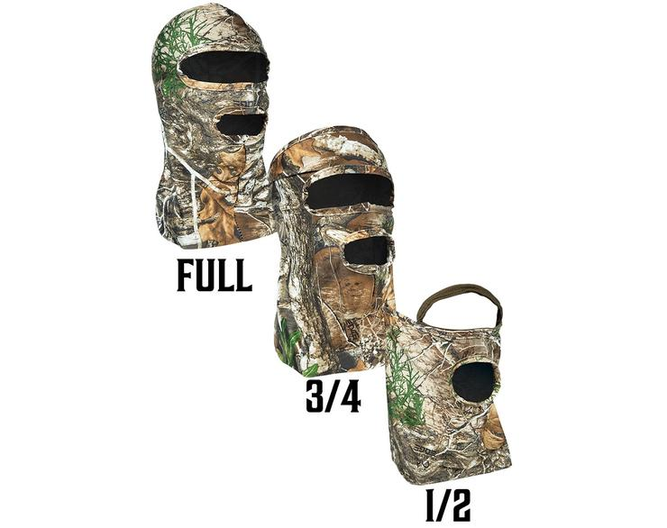 Primos Realtree EDGE Camo Stretch-Fit Mask