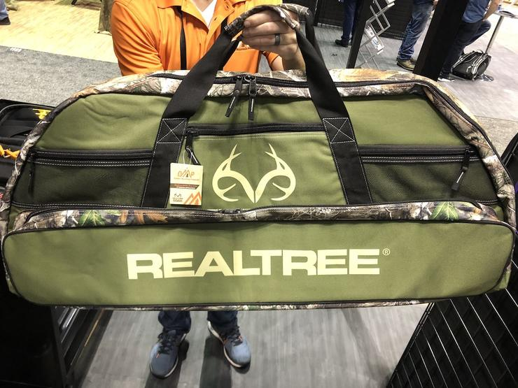 Outdoor Mountain Products Realtree Antler Bow Case