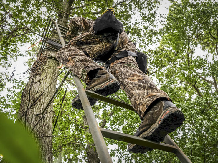 Choose your pair of boots wisely. It truly is an investment. (Grigsby photo)