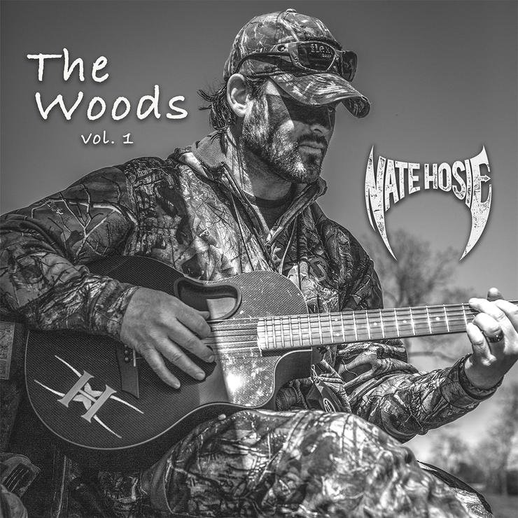 "Check out Nate Hosie's new album, titled ""The Woods."" (Nate Hosie photo)"