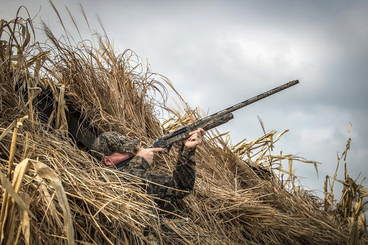 Word of mouth spread the news about the Super Black Eagle's reliability. Soon, duck hunters everywhere had to have one. Photo © Bill Konway