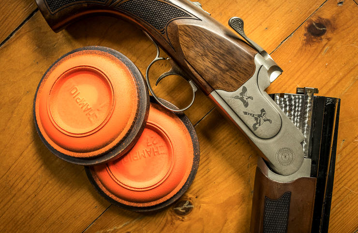 While an expensive one isn't necessary, who doesn't love a good bird gun? Image by Bill Konway