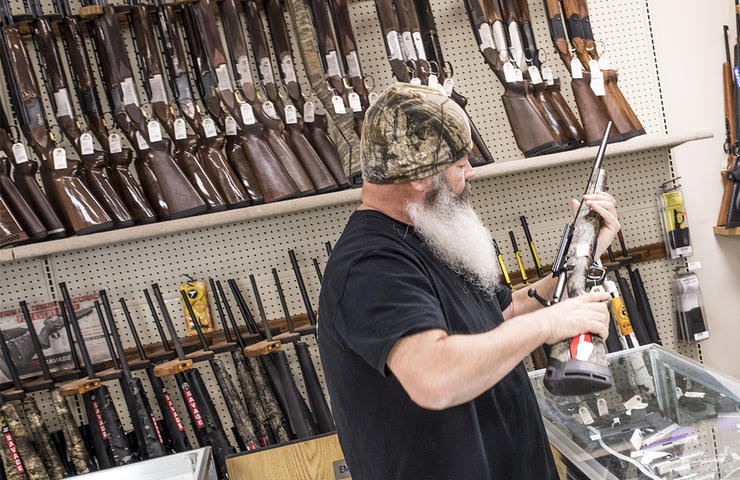 Purchasing your first rifle is no simple decision, but with the right understanding, it isn't hard, either. Image by Bill Konway