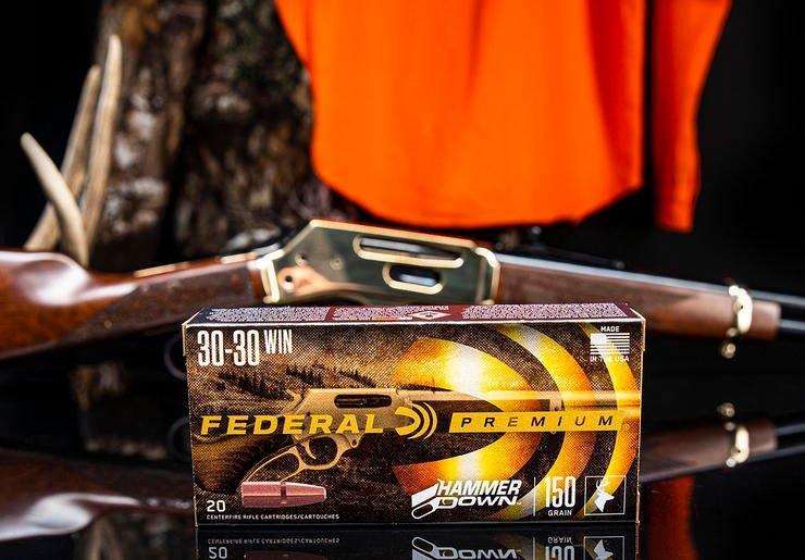 The .30-30 is certainly one of the most popular calibers throughout the history of deer hunting. Image by Federal Premium