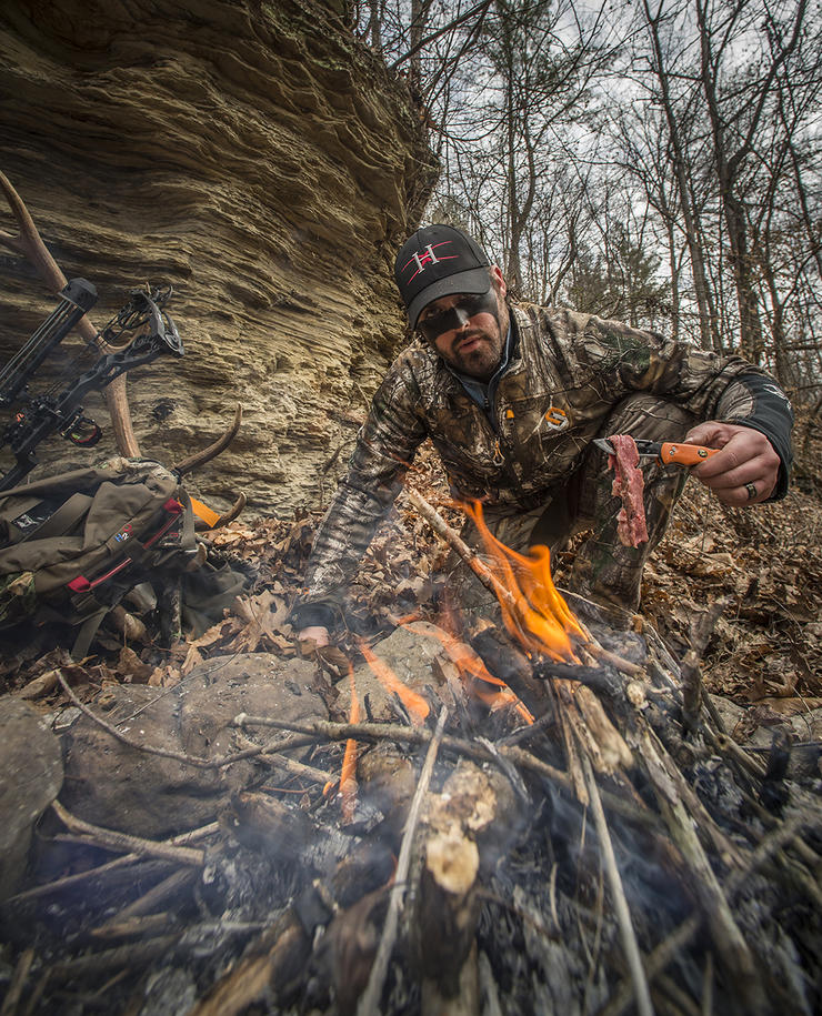 Nonstop hunting is hard physically and mentally. Consider taking a pause for a day or half-day. Image by HeadHunters