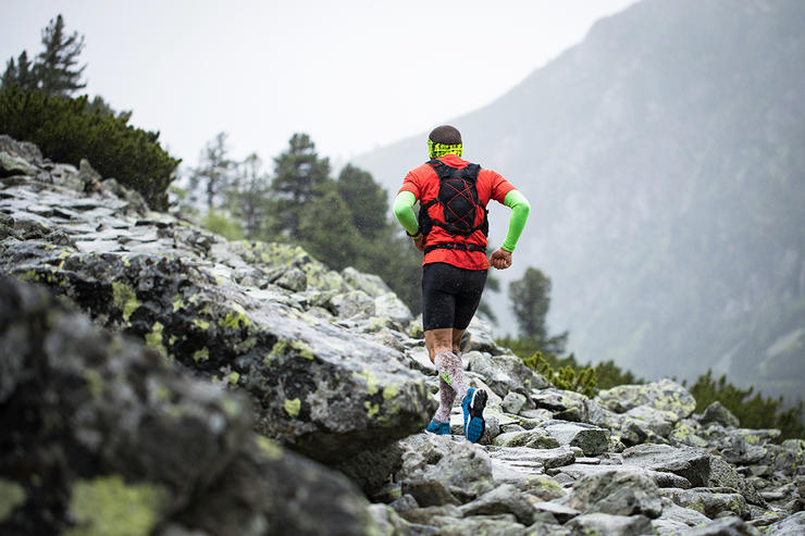 While strength training is vital, endurance is just as important. Image by Shutterstock / Lukas Budinsky